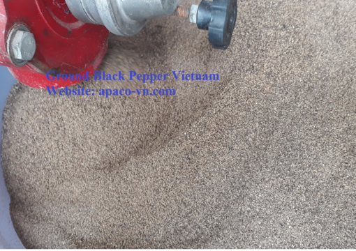 Vietnam Black Pepper Powder