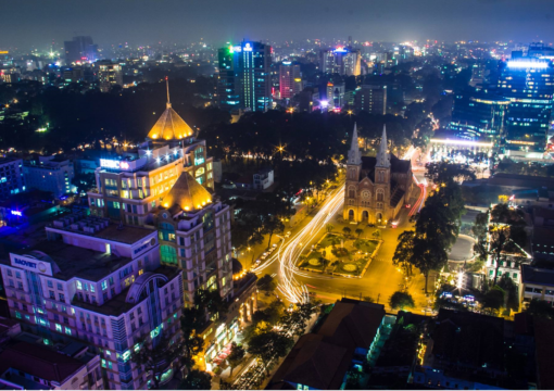 Ho Chi Minh city's economy grows at 8% in 9 months