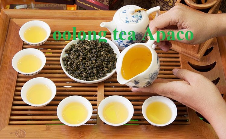 How to make oolong tea?