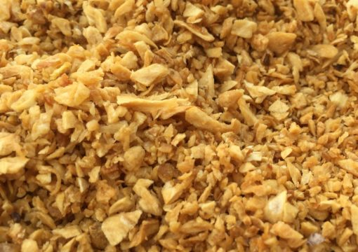 Vietnam Fried Onion Flakes/ Dried Onion Granule/ Crispy Fried Onion Good Quality, Cheap Prices.