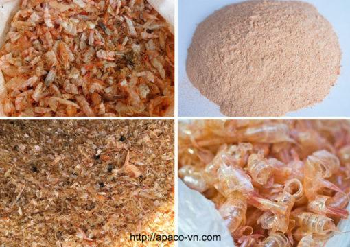 Wholesale Dried Shrimp Shells (Prawn Shells) From Vietnam.